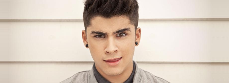 Zayn Malik One Direction Fan Club Welcome To The One Direction - Hair colour of zayn malik