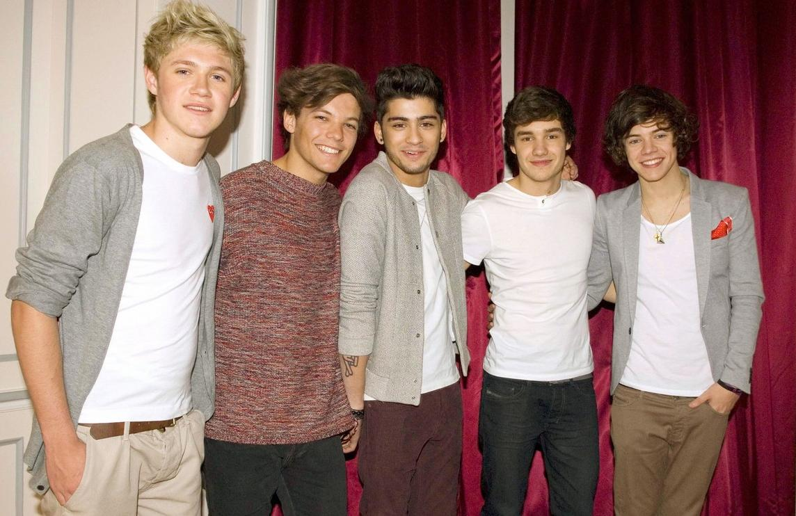 Exclusive: One Direction's Valentine's Day Meet And Greet