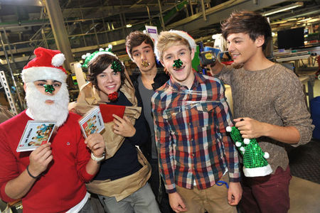 One direction christmas present